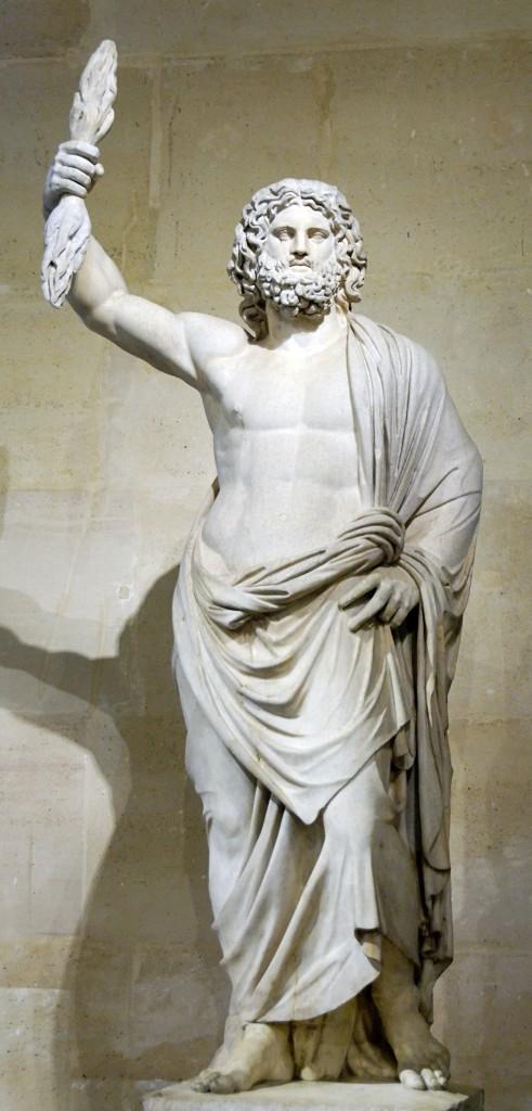 Zeus, Greek God of the Sky