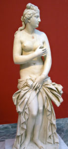 Aphrodite, Goddess of love, beauty and sexuality