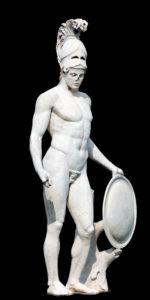Ares, Greek God of War