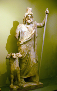 Hades, Greek God of the Dead and King of the Underworld