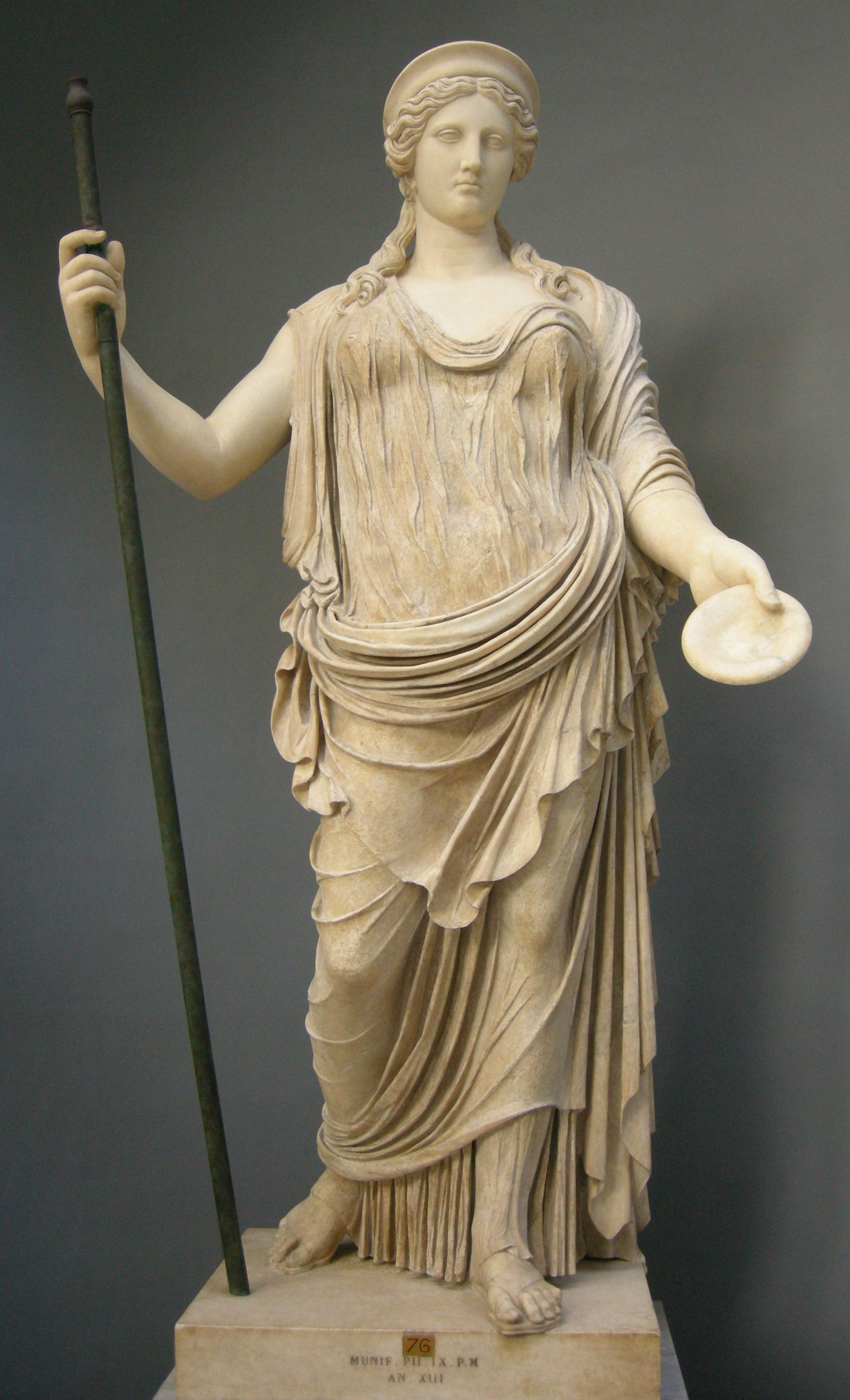 Hera • Facts and Information on Greek Goddess Hera