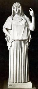 Hestia, Greek Goddess of the Hearth and Domestic Life