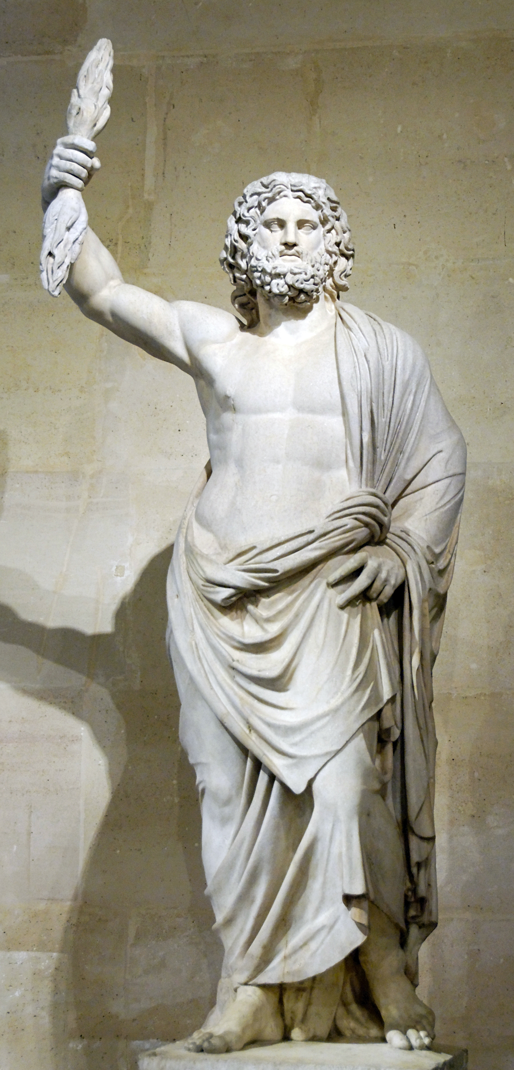 zeus u2022 facts and information on greek god of the sky