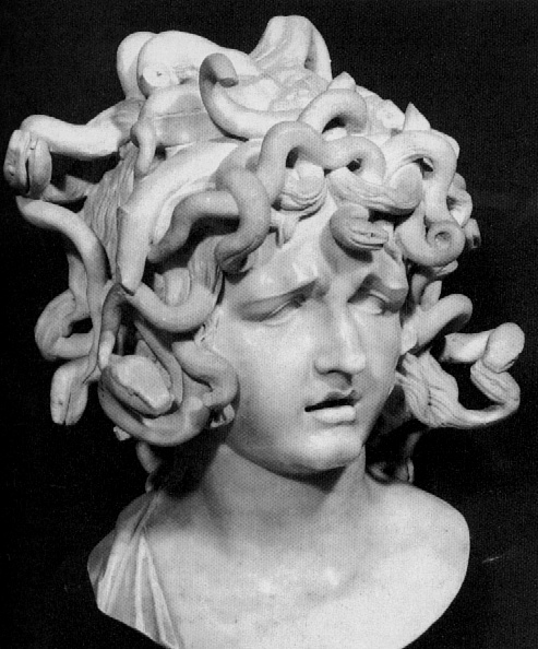 Medusa • Greek Gods & Goddesses