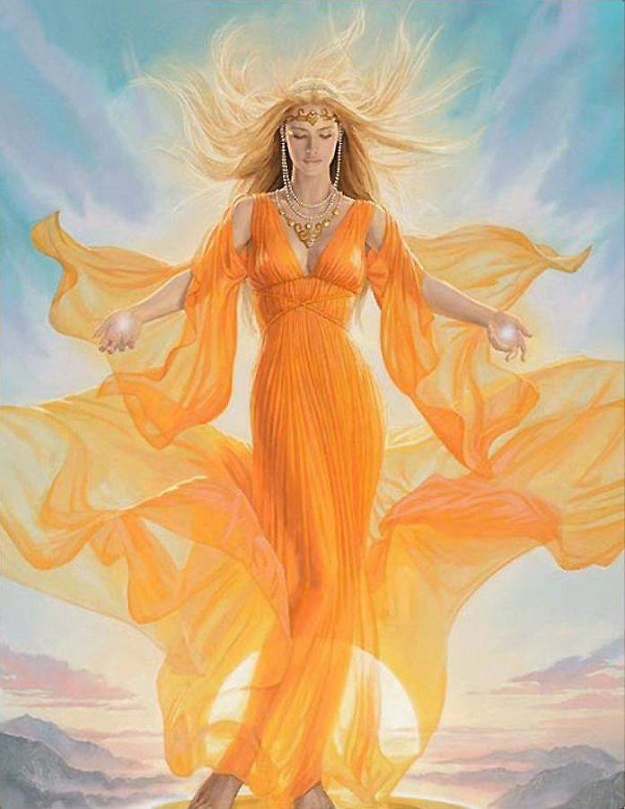 hemera facts and information on the goddess hemera