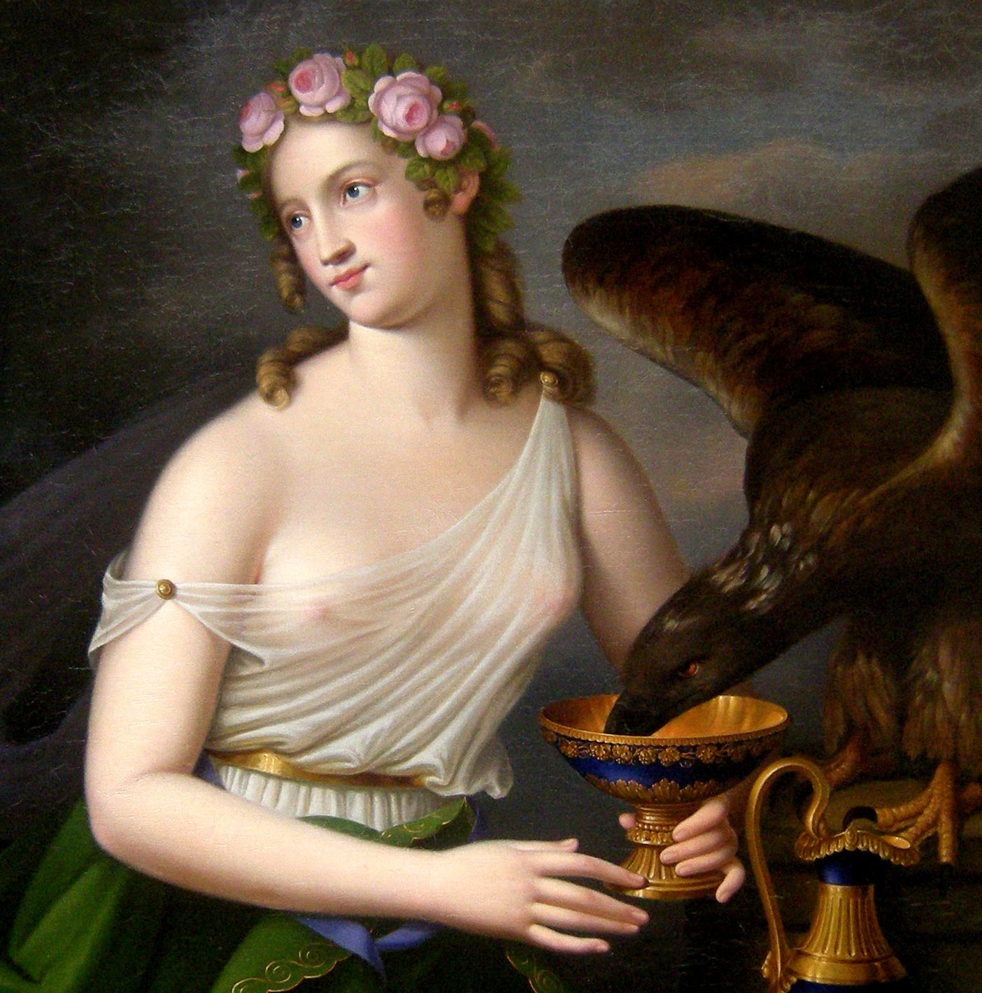 hebe the goddess of youth facts and information on the goddess