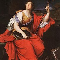 Clio – Greek Goddess of History